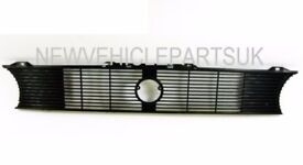 VW GOLF MK1 / JETTA 1978-1983 FRONT GRILLE CENTRE MAIN TOP RADIATOR NEW FREE DELIVERY