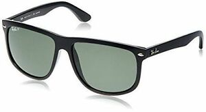 548f9bf946 Ray-Ban RB4147 Black Green Sunglasses Polarized - RB4147 601 58 60 ...