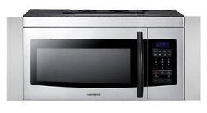 Samsung Stainless Steel Microwaves