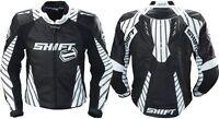Manteau de moto en cuir Shift Leather Motorcycle jacket coat