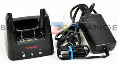 Honeywell Single Dock Cradle Charger Battery Dolphin 9700 Home Base 9700-hb2