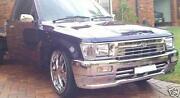 Hilux Chrome Front