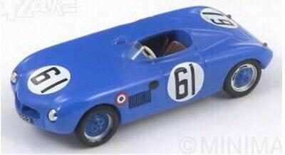 1:43 Panhard X84 n°61 Le Mans 1952 1/43 • BIZARRE BZ528