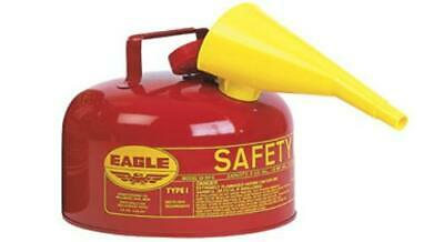 Eagle Ui-20-fs Type I Safety Gas Can 2 Gallon