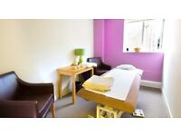 Therapy Rooms & Studios For Hire at The Wellbeing Space, Farnham.