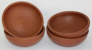 Pomaire Clay Bowls (4)