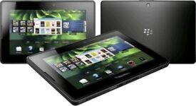 BlackBerry PlayBook 64GB, Wi-Fi, 7in