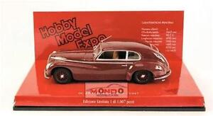 Alfa Romeo 6C 2500 Freccia D?Oro 1947 Red 403120484 1:43 Model