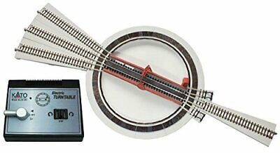 KATO N gauge electric turntable 20-283 model railroad supplies for sale  Shipping to Ireland