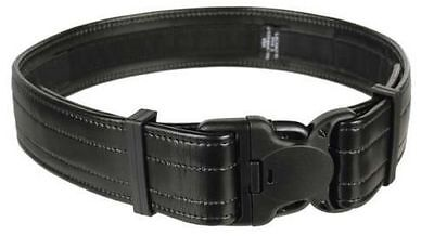"""Small 26/""""-30/"""" BlackHawk 44B2SMBK Men/'s Black Law Enforcement Molded Duty Belt"""