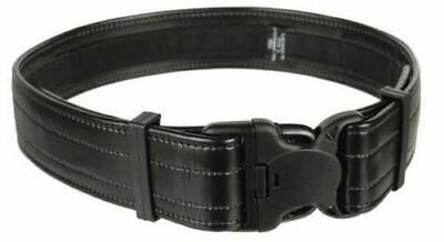 New Blackhawk 44b4smpl Duty Police Belt Tactical Gear Airsoft Paintball