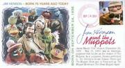 Jim Henson Stamps