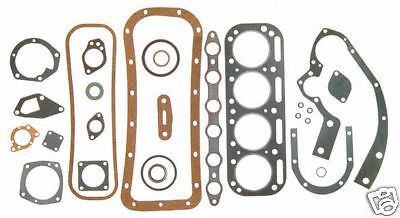 Allis Chalmers Model D10 D12 D14 D15 Engine Gasket Set New - Free Shipping