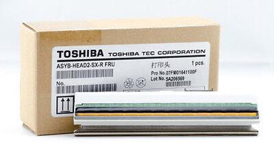 TEC Toshiba B-852 Thermal Printhead 300DPI, FMBC0102003 NEW OEM