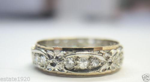 Antique Wedding Ring | EBay