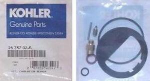 Carburetor-Repair-Kit-KOHLER-KT17-KT19-M18-M20-K482