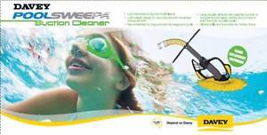 Davey PoolSweepa Suction Cleaner Brisbane City Brisbane North West Preview
