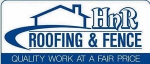 HNR roofing and fencing