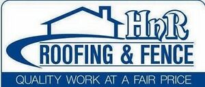 HNR Roofing & Fencing