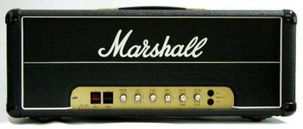 MARSHALL  JMP 2203 100 WATT AMPLIFIER ( MAY 1980 BUILD ) Panania Bankstown Area Preview