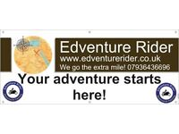 Edventure Rider Motorcycle Training School, book your CBT today online or call us!