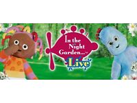 In The Night Garden 'LIVE' Tickets - Manchester