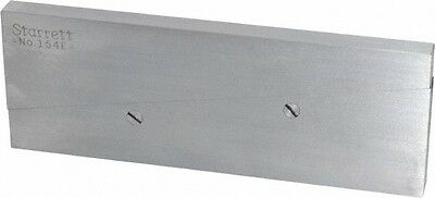 Starrett 1-516 To 1-34 Adjustable Parallel 4-316 Long X 932 Thick