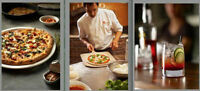 Kitchen - Pizza Makers - All evening Line and Dish shifts