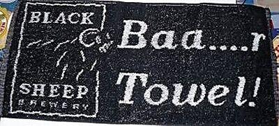 Black Sheep Brewery Cotton Bar Towel (pp)