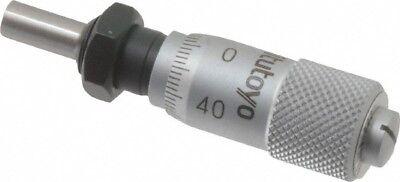 Mitutoyo 148-203 Micrometer Head 0-6.5mm Ultra Small Type