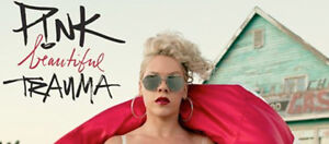 ♫%★ PINK MONTREAL BELL CENTRE 18 MAI 2019 ♫%★