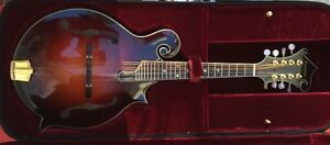 Eastman mandolin  MD815 (sold tentatively pending funds)