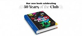 GROUCHO book Celebrating 30 years of The Groucho Club.