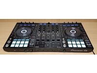 Pioneer DJ Decks - DDJ-RX Controller!!!