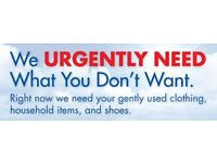 Ladies Mens Childrens Clothes Wanted Urgently Extracare Civic Centre