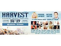 Harvest Fest - Enniskillen airport 26th & 27th Aug 2 x 2 day tickets FOR SALE