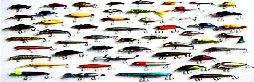 Davids Lures and collectibles