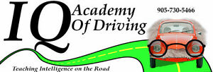 IQ Academy of Driving SPRING SALE! Original $450 now only $390!!