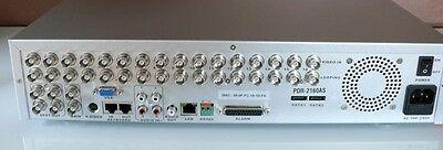 Lilin PDR-2160A S Digitalrecorder System 16 Kanal Channel 16-CH DVR CD-RW 500GB 500 Gb Dvr