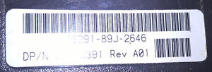 Dell  PA-2 laptop power adapter p/n 85391 Cambridge Kitchener Area image 4