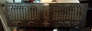 Stereo Equalizer IQ3 audio Reflex West Island Greater Montréal image 1