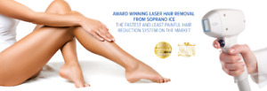 SOPRANO ICE Laser Hair Removal  NOW  $199 P/s for LIMITED TIME!