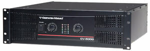Cerwin vega 5,000 watt professional dj amplifier