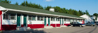 22 Unit Motel + Residence For Sale in New Brunswick