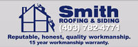 SMITH ROOFING AND SIDING - HOME OF THE FREE ROOF GIVEAWAY!