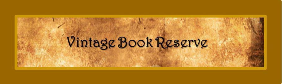 Vintage Book Reserve