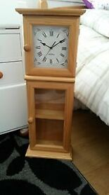 Large Pine Clock
