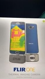 Flir one thermal imaging camera for Android phones