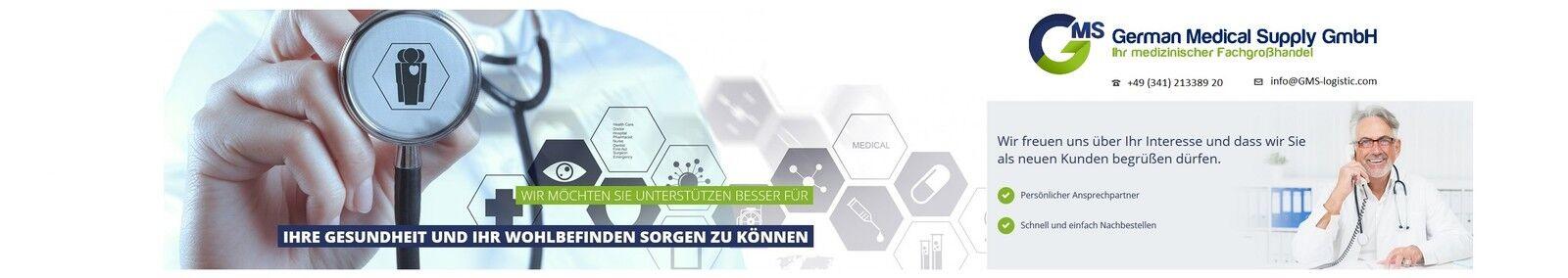 german medical supply shop