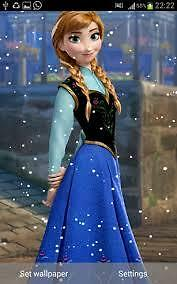 Frozen Partys Snow m/c hire $59  or ask about our lights as well Granville Parramatta Area Preview